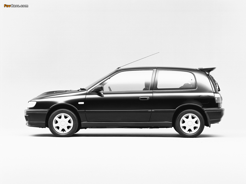 Nissan Pulsar GTI-Ra (RNN14) 1990–94 pictures (1024 x 768)