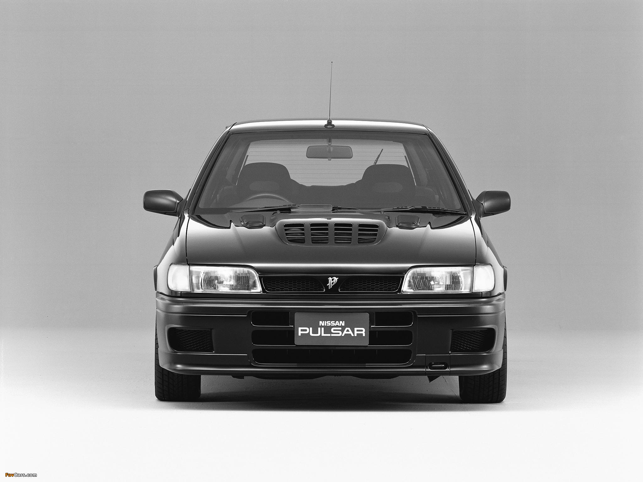 Nissan Pulsar GTI-Ra (RNN14) 1990–94 wallpapers (2048 x 1536)