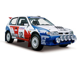 Nissan Pulsar GTI-R Group A (ERNN14) 1991–92 images