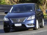 Nissan Pulsar (NB17) 2013 images