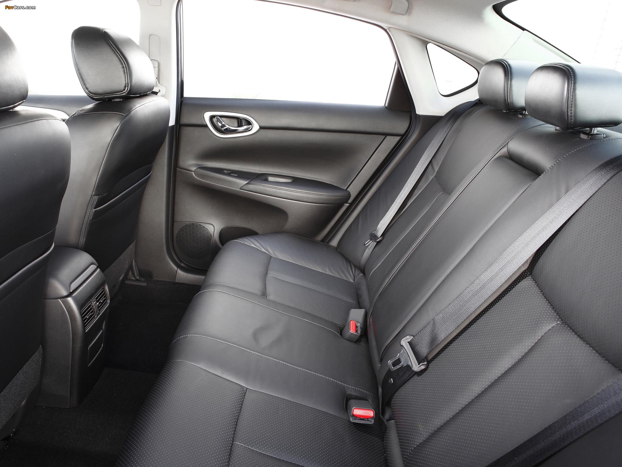 Nissan Pulsar (NB17) 2013 images (2048 x 1536)