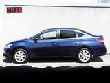 Nissan Pulsar (NB17) 2013 photos