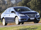 Nissan Pulsar (NB17) 2013 pictures