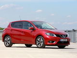 Nissan Pulsar 2014 photos
