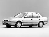 Photos of Nissan Pulsar Sedan (N14) 1990–95