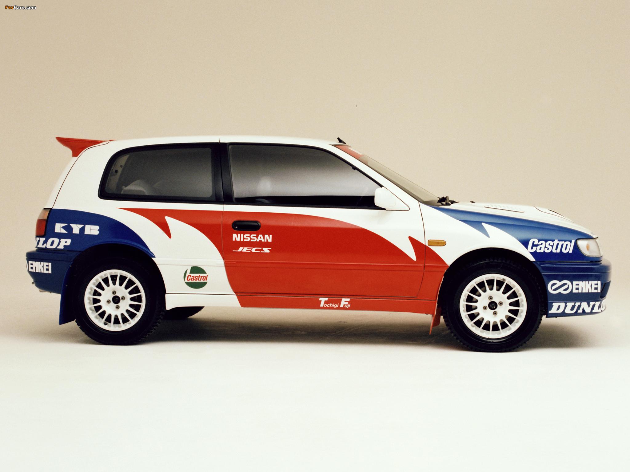 Photos of Nissan Pulsar GTI-Rb (RNN14) 1990–94 (2048 x 1536)