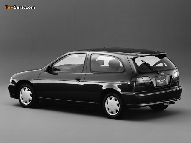 Photos of Nissan Pulsar Serie (N15) 1995–97 (640 x 480)