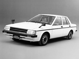 Pictures of Nissan Pulsar Sedan (N12) 1982–86