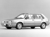 Pictures of Nissan Pulsar 5-door (N13) 1986–90