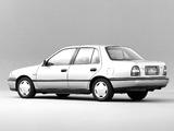 Pictures of Nissan Pulsar Sedan (N14) 1990–95