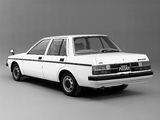 Nissan Pulsar Sedan (N12) 1982–86 wallpapers