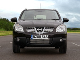 Images of Nissan Qashqai Sound & Style 2008