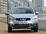 Images of Nissan Qashqai UK-spec 2009