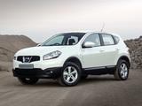 Images of Nissan Qashqai ZA-spec 2010