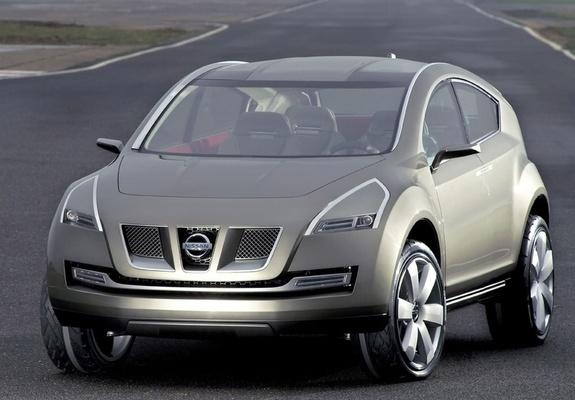 Nissan Qashqai Concept 2004 Photos