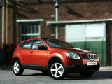 Nissan Qashqai 4WD 2007–09 images