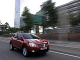 Nissan Qashqai 4WD 2007–09 photos