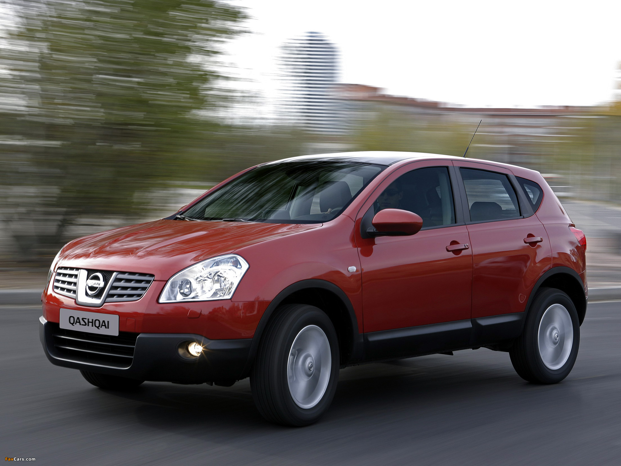 Nissan Qashqai 4WD 2007–09 pictures (2048 x 1536)