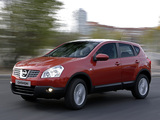 Nissan Qashqai 4WD 2007–09 pictures
