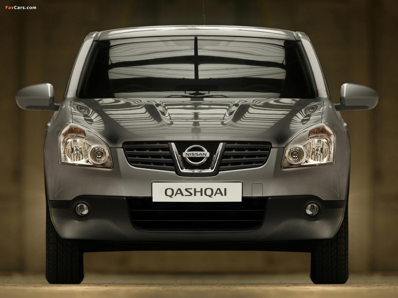 Nissan Qashqai 2WD 2007–09 wallpapers (1280 x 960)