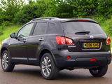 Nissan Qashqai Sound & Style 2008 images