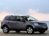 Nissan Qashqai+2 2008–09 images