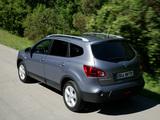Nissan Qashqai+2 2008–09 photos