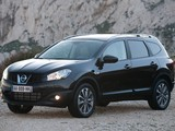 Nissan Qashqai+2 2009 images