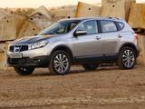 Nissan Qashqai ZA-spec 2010 images