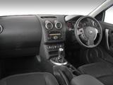 Nissan Qashqai ZA-spec 2010 pictures