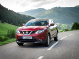 Nissan Qashqai 2014–17 images