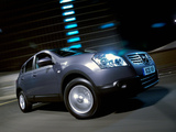 Photos of Nissan Qashqai UK-spec 2007–09