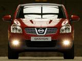 Photos of Nissan Qashqai 4WD 2007–09