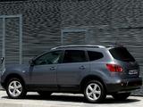 Photos of Nissan Qashqai+2 2008–09