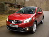 Photos of Nissan Qashqai 2009
