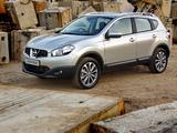 Photos of Nissan Qashqai ZA-spec 2010
