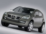 Pictures of Nissan Qashqai Concept 2004