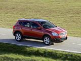 Pictures of Nissan Qashqai 4WD 2007–09