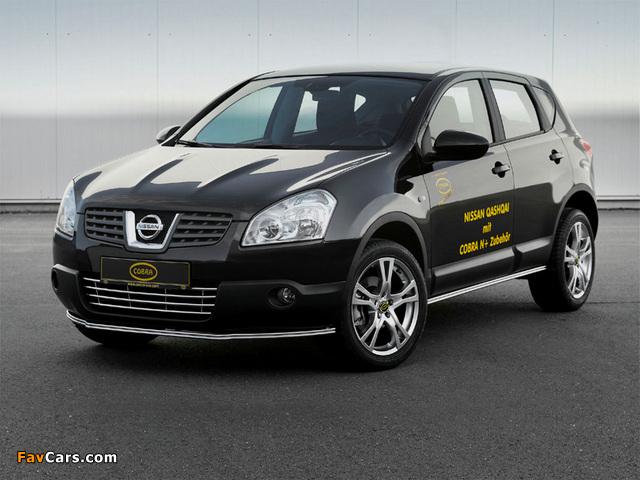 Pictures of Cobra Nissan Qashqai 2007–09 (640 x 480)