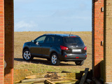 Pictures of Nissan Qashqai+2 2008–09
