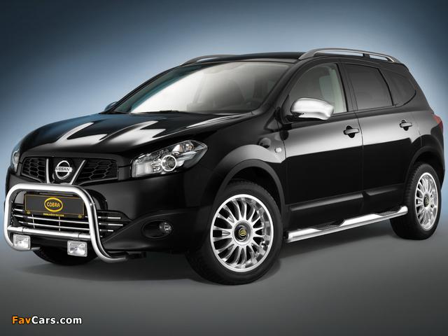 Pictures Of Cobra Nissan Qashqai 2 2009 640x480