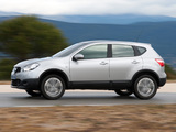 Pictures of Nissan Qashqai 2009