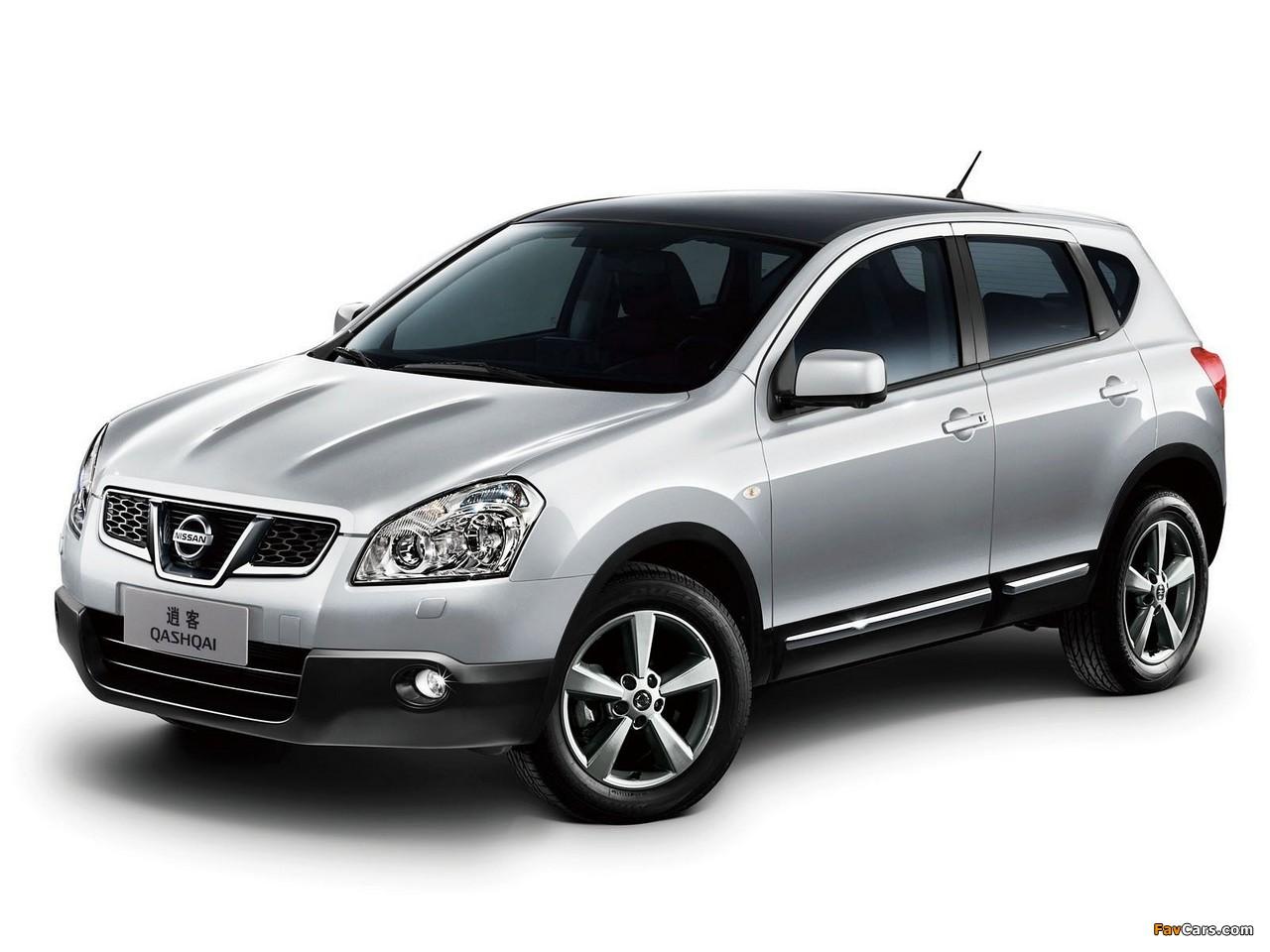 Pictures of Nissan Qashqai Xiaoke 2011 (1280 x 960)