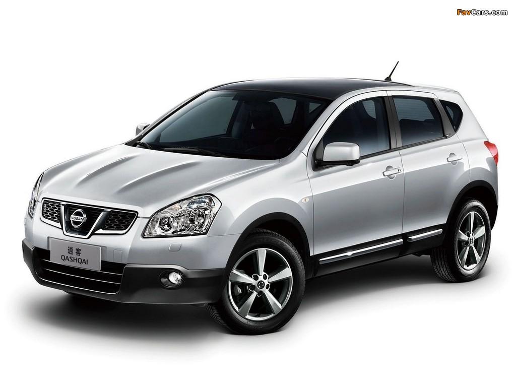 Pictures of Nissan Qashqai Xiaoke 2011 (1024 x 768)