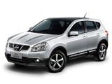 Pictures of Nissan Qashqai Xiaoke 2011