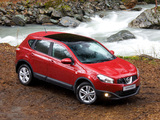 Nissan Qashqai 2009 wallpapers