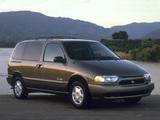 Nissan Quest 1998–2000 pictures