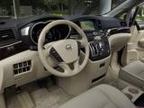Nissan Quest 2010 images