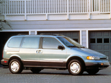 Photos of Nissan Quest 1993–95