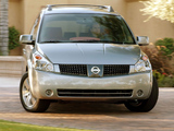 Photos of Nissan Quest 2004–07
